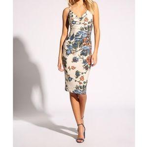 A beautiful flora dress